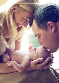 cute newborn family photo ideas | Cute Baby Picture Ideas