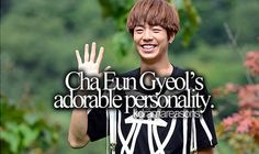 Cha Eun Gyeol......To the Beautiful You... I LOVEEE him so much his personality is 10/10