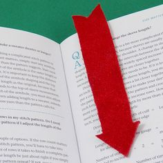 how to make a bookmark for anuty