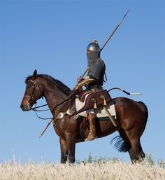 Recreation of the equestrian, armour, attire and equipment of the Elite Sassanian Cavalry-اسواران ساسانی- by Ardashir Radpour (Image courtesy of Ardeshir Radpour).