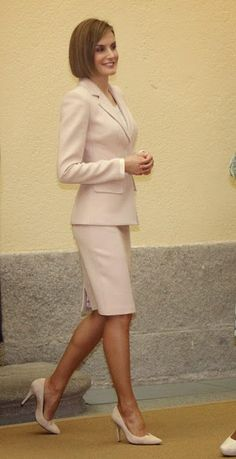 Queen Letizia of Spain attends 'Queen Sofia Awards' at El Pardo Palace on April 29, 2015 in Madrid, Spain.