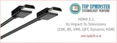 HDMI Forum, Inc. has officially announced Version of the HDMI® Specification last November Smart Tv, Arduino, Budgeting, November, Technology, Electronics, November Born, Tech, Tecnologia