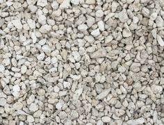 Recycle concrete in place of gravel for hardscaping