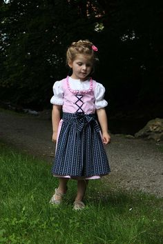 DIRNDL  German Dirndl dress original bavarian Dirndl