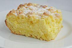 Prajitura cu branza de vaci No Cook Desserts, Sweets Recipes, Easy Desserts, Delicious Desserts, Yummy Food, Yummy Recipes, Romanian Desserts, Romanian Food, Romanian Recipes