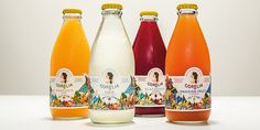 Corelia is a brand of 100% natural carbonated soft drinks. Inside them are all the tropical flavors and the freshness of Colombian fruits. They are made with an exclusive technique