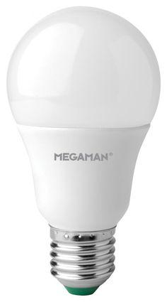 (Hinta 15,50 €) Megaman PRO LED vakiokupu E27-kannalla. Megaman Pro Led -mallistoon kuuluu 19 mallia, joilla voi kattaa kaikki peruskäyttöön liittyvät valonlähdetarpeet. Kaikki malliston lamput ovat A+ energialuokan tuotteita ja niillä on pitkä 25 00