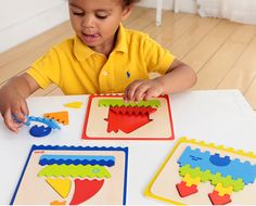 www.maxus.sk/detsky-sen/hry-a-puzzle/puzzle/pre-deti-od-3-rokov/hmatacie-puzzle.html Goku, Plastic Cutting Board, Coasters, Games, Logos, Plays, Gaming, Logo, Game