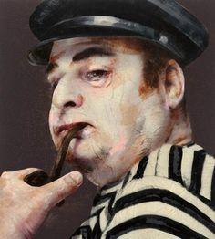 Lita Cabellut – Portrait of Human Knowledge @ Opera Gallery (London) | Ozarts Etc