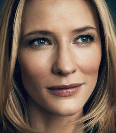 Cate Blanchett - love the haircut