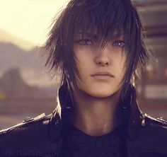 Noctis is a precious cinnamon roll and I will say it as many times as I can - the world is too dark for him