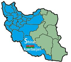 Shiraz Azerbaijan - Siraz Azerbaycan Gerat Azerbaijan  Azerbaycan Xeritesi  Azerbaijan Map