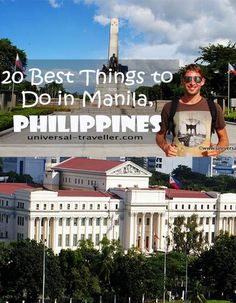 Best Things To Do In Manila, Philippines