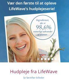 Lifewaves nye hudplejeserie bliver released d. 18-19 sept.Vil du med, så kontakt mig. #hudplejeserie #lifewave #naturligeplanter #københavn