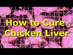How to cure chicken liver with Pro-Cure - Catch tons of catfish! - How to cure chicken liver with Pro-Cure – Catch tons of catfish! Diy Fishing Bait, Gone Fishing, Best Fishing, Fishing Tips, Fishing Lures, Fishing Stuff, Catfish Bait, Catfish Fishing, Catfish Rigs