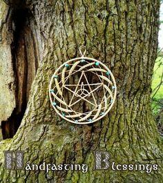 Celtic Pentagram Tattoo - http://amazingtattoogallery.com/celtic-pentagram-tattoo/