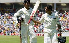 Tendulkar bows out | In 2004 the Mumbai maestro equals Sunil Gavaskar's world record 34 Test centuries. Photo: AP/ Telegraph