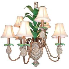 Tole pineapple chandelier by houseofbreath on etsy lighting tole pineapple chandelier by houseofbreath on etsy lighting pinterest chandeliers lights and florida houses aloadofball Gallery