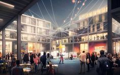 Dubai Design District - Phase 2 - Master Plan | Foster + Partners