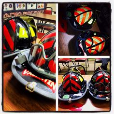Custom Chevrons Business Card Check Them Out Guys Tnjcustoms - Custom reflective fire helmet decals