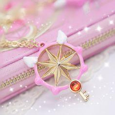 Preorder Cardcaptor Sakura Key Necklace SP168011