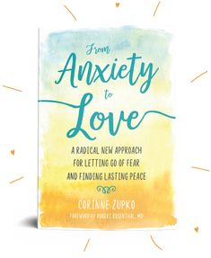 "--> Pre-order the book today: http://amzn.to/2Alot9S <--  Look for it everywhere books are sold! Get amazing bonuses for your purchase, including access to the ""From Anxiety To Love Summit"": https://fromanxietytolove.com/book/book-bonuses/"