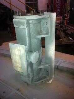 The high pressure cylinder