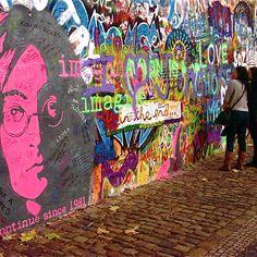 John Lennon Wall - Prague, Czech Republic | AFAR.com