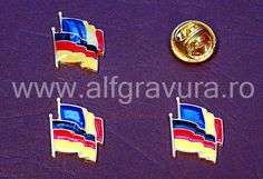 Insigna Romania Germania Romania