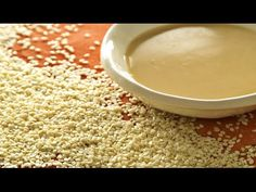 Tahini is a protein-rich paste made from hulled & ground sesame seeds. HL Agro delivers the best quality sesame seeds for tahini preparations across the world. Tahini Paste, Sesame Sauce, Marinade Sauce, Food Trends, Food Hacks, Food Tips, Health And Nutrition, Organic Recipes, Superfoods