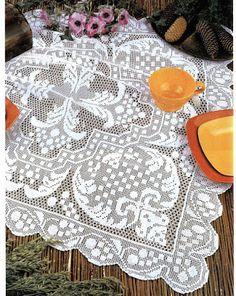 Kira scheme crochet: Scheme crochet no. 1083