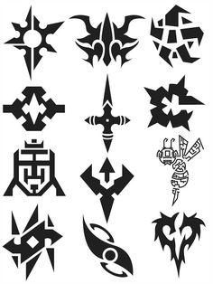 Symbols 6 by on DeviantArt Zibu Symbols, Alphabet Symbols, Magic Symbols, Ancient Symbols, Symbol Design, Logo Design, Character Art, Character Design, Fantasy Kunst