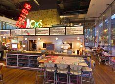 Jamie Oliver's pizzeria in London