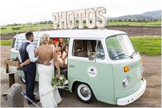 The ShutterBus VW Photo Booth Bus, Wedding Event Rentals ...