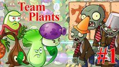 Plants vs Zombies 2 Event: Team Plants 1 vs Team Ancient Egypt Zombies