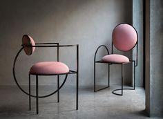 Geometric Furniture, Plywood Furniture, Metal Furniture, Home Decor Furniture, Unique Furniture, Contemporary Furniture, Studio Furniture, Furniture Projects, Modern Furniture Design