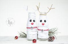 yarn-wrapped-reindeer-mason-jar