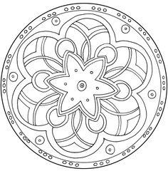 mandalas | Mandalas. Dibujos para pequeños y mayores | angelesbenítez
