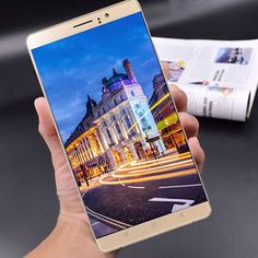 6 inch Unlocked Quad Core Android 5.1 2SIM Smartphone 3G GSM GPS Cell Phone AT&T