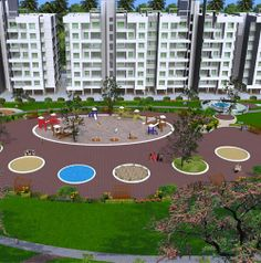 chakan, Eiffel City By Eiffel Developers & Realtors Ltd  2 and 3 BHK flats available Contact: Mr. Vyas (08888135999) http://www.expomantra.com/expoinc/dsn/188