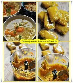 Rosół z kury z makaronem