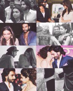 Deepika padukone and Ranveer Singh♥♥