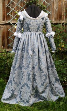 RESERVED Italian Renaissance Juliet Dress by CorsetsandCostumes