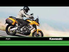 My Kawasaki Versys bike. only mine is in Burned Orange ; Jeremy Abbott, Kawasaki Motor, Versys 650, Custom Bikes, Motorcycles, Wheels, Orange, Youtube, Free Time