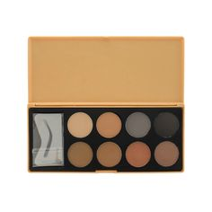 Whether you're a professional or simply an enthusiast who likes the best quality make-up in their own collection, our make-up palettes have everything you need. At Crownbrush, we have more than 30 years of experience in the beauty space and we've . Brow Stencils, Brow Palette, We Make Up, Makeup To Buy, Brush Sets, Cruelty Free Makeup, Makeup Brush Set, Smudging, Brows