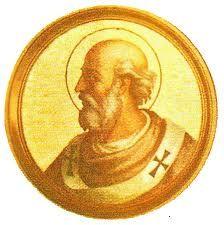 """74.- San Martin I (649-655) (exiliado Junio 17, 655)   Nació en Todi. Mártir. Elegido el 5.VII.649, murió el 16.IX.655. Condenó a los Obispos de Oriente protegidos por el Emperador bizantino. Encarcelado y exiliado murió de sufrimientos en la isla de Cherso. Se celebra por primera vez la fiesta de la """"Virgen Inmaculada"""", el 25 de marzo."""