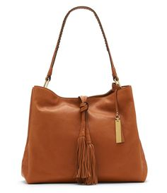 ea9885e2af97 Vince Camuto Taro Tasseled Hobo Bag the style, color and closure. Handbags  Hobo