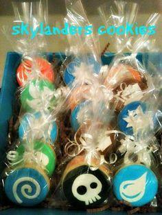 SKYLANDERS ADVENTURE PARTY | CatchMyParty.com