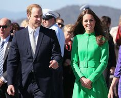 Kate and William Get Shocking News as They End Their Royal Tour: Thursday's stop on the royal tour brought Kate Middleton and Prince William to the National Arboretum, a gorgeous building tucked away high on the hills over the city of Canberra, Australia.