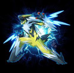 Cool Pokemon Fusion